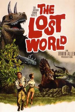 Постер фильма Затерянный мир (1960)