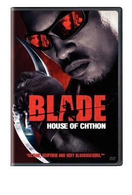 Постер фильма Блэйд (2006)
