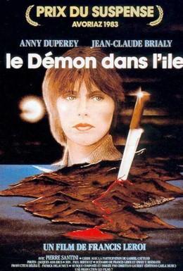 Постер фильма Демон на острове (1983)