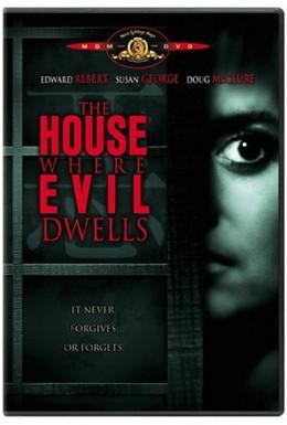 Постер фильма Дом, где живет зло (1982)