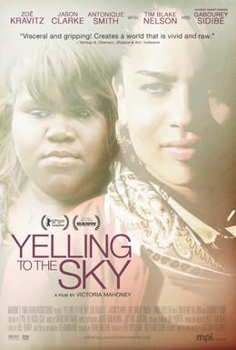 Постер фильма Крик в небеса (2011)