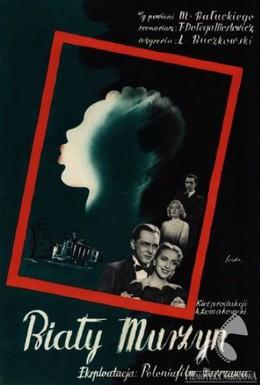 Постер фильма Белый негр (1939)
