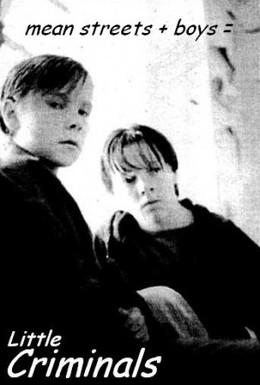 Постер фильма Маленькие преступники (1995)