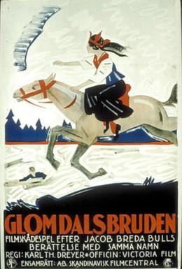 Постер фильма Невеста из Гломдала (1926)