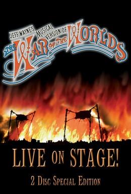 Постер фильма Музыкальная версия Войны миров (2006)