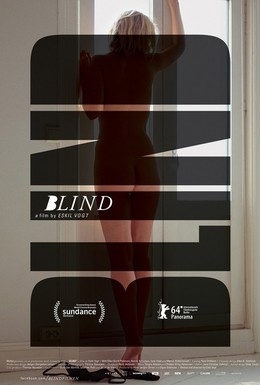 Постер фильма Слепая (2014)
