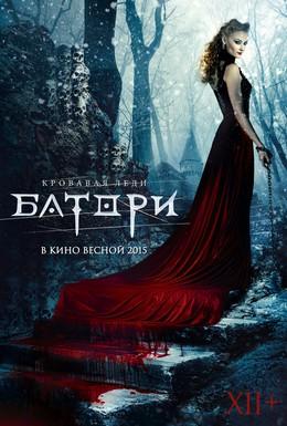 Постер фильма Кровавая леди Батори (2015)