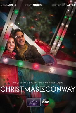 Постер фильма Рождество в Конуэе (2013)