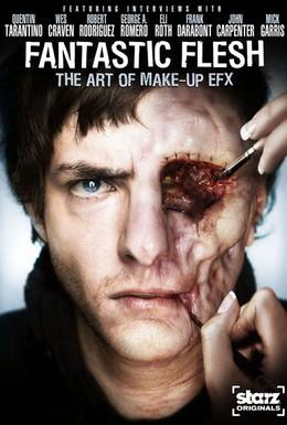 Постер фильма Звёзды внутри: Фантастическая плоть (2008)
