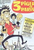 Три девушки в Париже (1963)