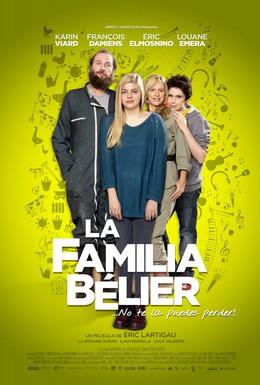 Постер фильма Семейство Белье (2014)