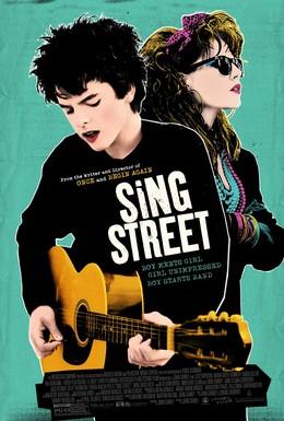 Постер фильма Синг Стрит (2016)