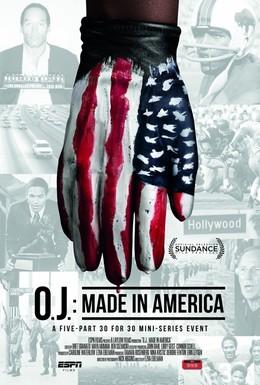 Постер фильма О. Джей: Сделано в Америке (2016)