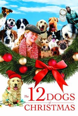 Постер фильма 12 рождественских собак (2005)