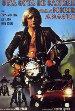 Постер фильма Капля крови, чтобы умереть любя (1973)