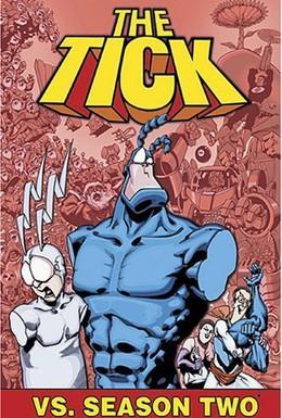 Постер фильма Тик-герой (1994)