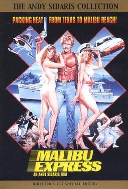 Постер фильма Малибу-экспресс (1985)
