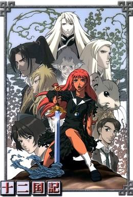 Постер фильма 12 королевств (2002)