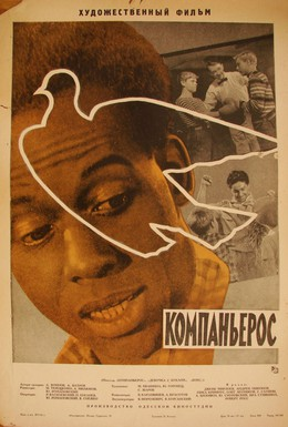 Постер фильма Компаньерос (1963)