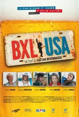 Постер фильма Брюссель – США (2011)