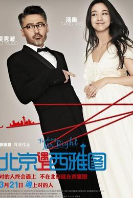 Постер фильма В поисках мистера Совершенство (2013)
