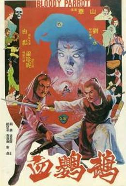 Постер фильма Кровавый попугай (1981)