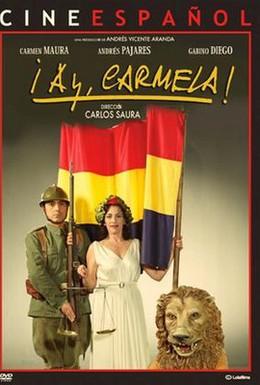 Постер фильма Ай, Кармела! (1990)