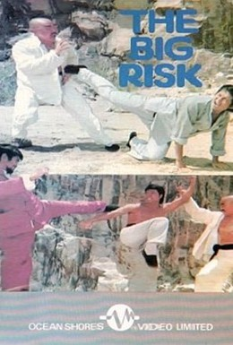 Постер фильма Большой риск (1974)