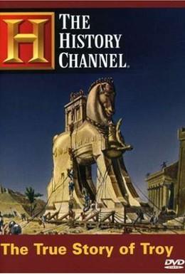 Постер фильма BBC. Правдивая история о Трое (2004)