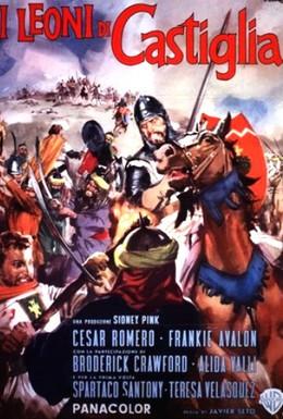 Постер фильма Кастилец (1963)