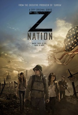Постер фильма Нация Z (2014)