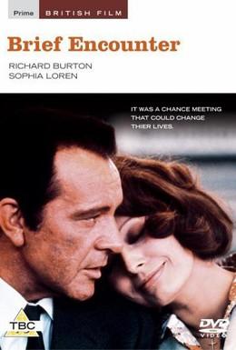 Постер фильма Короткая встреча (1974)