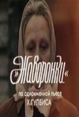 Постер фильма Жаворонки (1980)