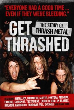 Постер фильма Внимание, ТРЭШ! История трэш металла (2006)