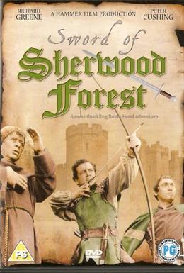 Постер фильма Меч Шервудского леса (1960)