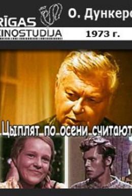 Постер фильма Цыплят по осени считают (1973)