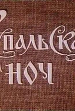 Постер фильма Купальская ночь (1982)