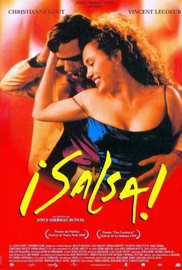 Постер фильма Сальса (2000)