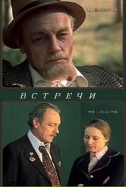 Постер фильма Встречи (1978)
