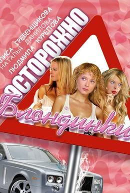 Постер фильма Осторожно, блондинки! (2006)