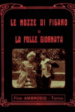 Постер фильма Свадьба Фигаро (1913)