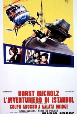 Постер фильма Истамбул 65 (1965)