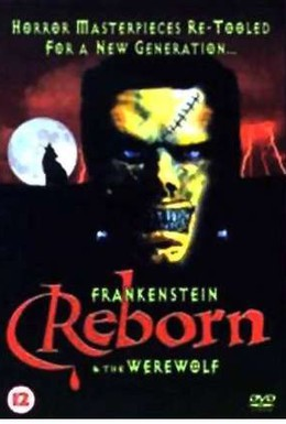 Постер фильма Возрожденные Франкенштейн и Человек-волк (2005)