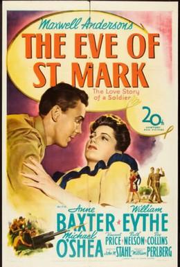 Постер фильма Канун Святого Марка (1944)