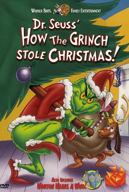 Постер фильма Как Гринч украл Рождество! (1966)