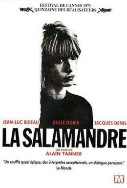 Постер фильма Саламандра (1971)
