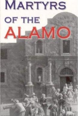 Постер фильма Мученики Аламо (1915)