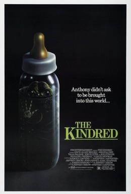 Постер фильма Родственник (1987)