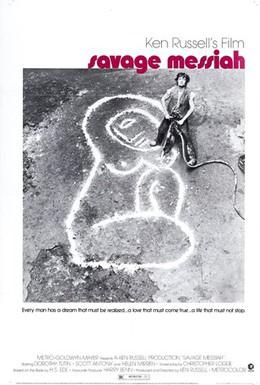 Постер фильма Дикий мессия (1972)