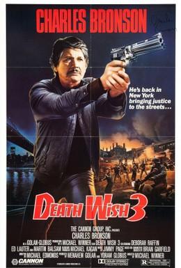 Постер фильма Жажда смерти 3 (1985)